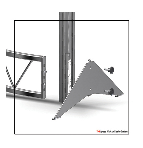 TK Truss Center Base Bracket