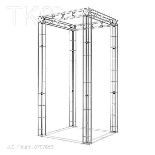 BOEING-10ft x 10ft Box Truss Booth