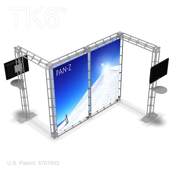 Exhibition Booth Frame : Pattani ft box truss trade show display booth